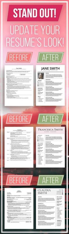 If You Want The Best And Modern Resume Format The Applicant