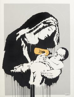 Banksy, 'Toxic Mary,' 2004, Julien's Auctions: Street Art Now February 2016