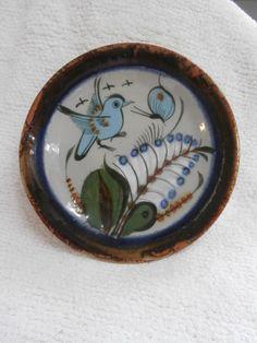 Vintage Ken Edwards Tonala Blue Bird by OneMoeTimeVintage on Etsy, $29.00