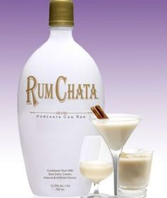 Can't have the Rum without the chata (RUMCHATA!)