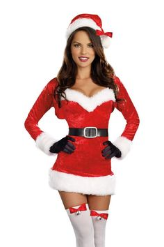 Awesome Theme Halloween Costumes Holiday Costumes Sexy Santa Baby Costume Just Added