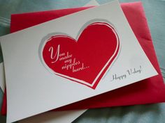 Funny Mature Valentine's Day Card OR Anniversary by glamourGreets