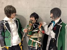 Touken Ranbu, Anime Love, Musicals, Cosplay, Actors, Shit Happens, Awesome, Actor, Awesome Cosplay