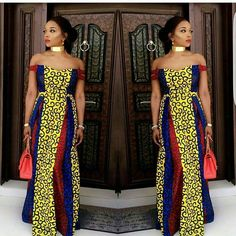 Style Inspiration: Prom Dress, African Prom Dress, African Print Dress, African Clothing , An African Prom Dresses, African Dresses For Women, African Attire, African Wear, African Fashion Dresses, Nigerian Fashion, Ghanaian Fashion, African Women, African Style