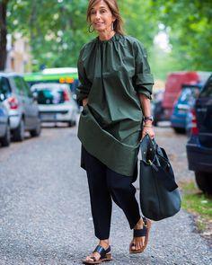 Fashion Inspiration: Consuelo Castiglione designer Marni at Milan Fashion week