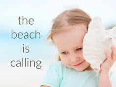 Ring. Ring. The beach is calling. It can't wait to see you!