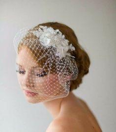 velos cortos de novia - Buscar con Google