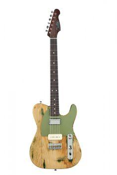 Creston Guitars - White Pine barn salvage