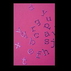 Envie d'avoir un alphabet créatif et en relief sur vos imprimés ? Faîtes appel à Japell Hanser Sag, c'est notre coeur de métier depuis plusieurs années. (Le Book Japell 2015) Relief, Alphabet, Art, Special Effects, Envy, Art Background, Alpha Bet, Kunst, Gcse Art