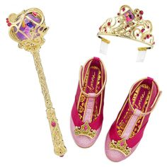 Product Image of Aurora Costume Accessories Collection for Kids # 1 Little Girl Toys, Toys For Girls, Little Girls, Elsa Halloween Costume, Aurora Costume, Minnie Mouse Toys, Disney Princess Fashion, Princess Toys, Gucci Kids