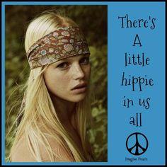 Find Your Inner Hippie
