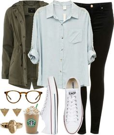 Hipster fall outfit love this