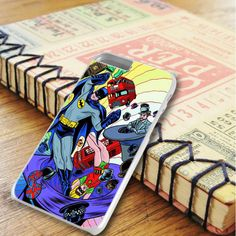 Batman And Robin Magic Art iPhone 6 Plus|iPhone 6S Plus Case
