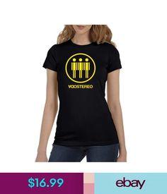Tops Soda Stereo Me Veras Volver Women's Black T-Shirt (S-Xl) 80's Rock #ebay #Fashion