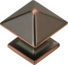 Hickory Hardware P3014-OBH 1-Inch Square Studio Collection Cabinet Knob, Oil-Rubbed Bronze Highlighted Hickory Hardware http://www.amazon.com/dp/B000N52KQ4/ref=cm_sw_r_pi_dp_wtG-vb105PHY0