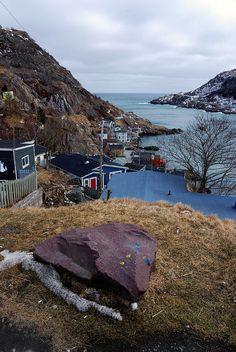The Battery, St. John's, NL
