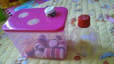 赤ちゃんの手作りおもちゃ 家にあるもので簡単に作れるオススメのおもちゃはあり... - Yahoo!知恵袋