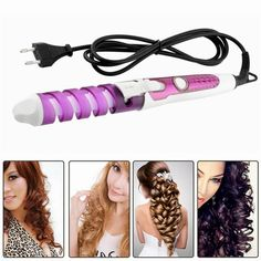 New product just upload to our store: Electric Magic Ha.... Shop it here http://get-it-4-me.myshopify.com/products/electric-magic-hair-curler-crimping-wand?utm_campaign=social_autopilot&utm_source=pin&utm_medium=pin