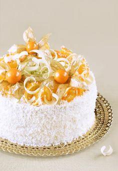 Receita de Bolo Maria-mole - Confira a receita, experimente fazê-la e veja como é fácil obter um bolo saboroso. Hummm... que delícia!!