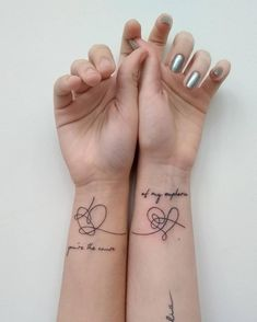me and once again i got bts tattoos on one of the members birthday we had this tattoo planned out since August last year but only now managed to get it done it& true tho babe is the cause of me being happy every single time so ♡ Kpop Tattoos, Army Tattoos, Korean Tattoos, Mini Tattoos, Small Tattoos, Tatoos, Unique Tattoos, Inner Wrist Tattoos, Lotusblume Tattoo