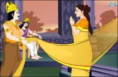Sita was the central female character in the Ramayana, while Draupadi was her counterpart in the Mahabharata. Though these two women have been portrayed to be very different from each other, the fact remains that the two great epics actually revolved around these two very powerful characters.  Read More on http://www.gyanmarg.com/book/shrimad-bhagwad-gita