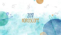 2017 Horoscopes