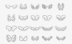 Tatuagens Pequenas e Delicadas + De 120 Designs - Zeichnen - Little Tattoos, Mini Tattoos, Love Tattoos, Beautiful Tattoos, Body Art Tattoos, Small Tattoos, Tattoos On Side Ribs, Doodle Images, Doodle Inspiration