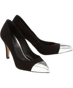 Sexy Elegance! Von CONLEYS PURPLE. Aus feinem Veloursleder.  #conleys #schuhe #shoes #fashion