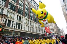 Register Here (Free) - Macy's Thanksgiving Parade 2018 Live Broadcast. Thanksgiving In Nyc, Macys Thanksgiving Parade, Nyc Parade, Parade 2016, Pokemon Balloons, Kid Friendly Restaurants, History Museum, Kids, Watch