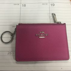 Coach wristlet. New Never used wristlet. Willing to negotiate Coach Accessories