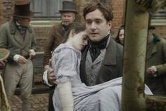 Amy Dorrit and Arthur Clennam.- Little Dorrit British Period Dramas, Young Movie, Pride And Prejudice Book, Little Dorrit, Quotes For Book Lovers, Matthew Macfadyen, Mr Darcy, Period Movies, Charming Man