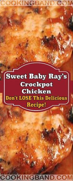 Crockpot Dishes, Crock Pot Cooking, Crock Pot Slow Cooker, Slow Cooker Recipes, Crockpot Recipes, Crockpot Meat, Dinner Crockpot, Best Crockpot Chicken, Baked Chicken Recipes