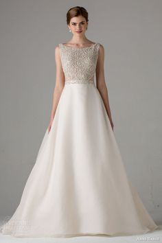 Greer - Black Label collection by Anne Barge Fall 2015 Wedding Dresses