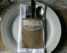 Mesa novios ajuste decoraciones de mesa de la por Bannerbanquet