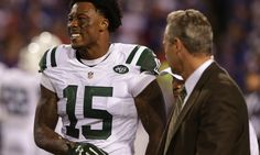 Jets WR Brandon Marshall has slight knee sprain = If anyone ever questioned the toughness of New York Jets wide receiver Brandon Marshall, then Thursday night's game against the Buffalo Bills will certainly end that doubt. The former All-Pro receiver left the game after a.....