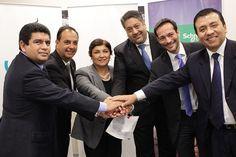 Se firma en Perú importante Acuerdo EPEI