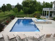 Rectangular pools | 22 Swimming Pool Services - Rectangle Pools | Flickr - Photo Sharing!
