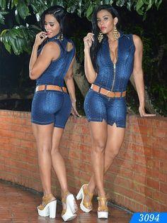 Enterizo Levantacola Colombiano Dubay Ref. 115 -3094