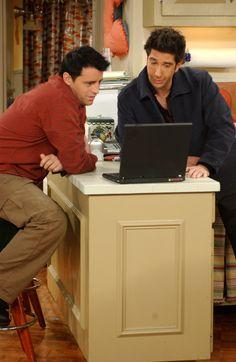 Friends ~ Episode Stills ~ Season 10, Episode 5: The One Where Rachel's Sister Babysits #amusementphile