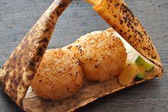 Yaki Onigiri - Grilled Rice Ball 焼きおにぎり