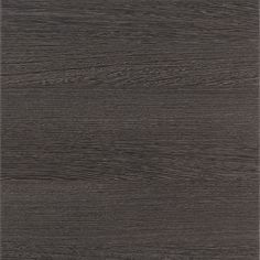 Near-black wood grain laminate cabinets in our Obsidian finish make a dramatic and modern statement.