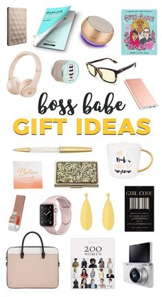 Looking for gift ideas for the boss babe in your life? Click here for the girl boss gift guide with must-have products for 2017 including the perfect stocking stuffers. #giftguide #giftideas #bossbabe #girlboss #giftsforher #gifts #christmasgifts #millennialblogger #millennials #businessowner #businesswoman #businesstips #entrepreneurship #entrepreneur #entrepreneurlife #entrepreneurlifestyle #womeninbusiness #bloggers #bloggerslife #bloggerlife #bosslady #bosslife #workfromhome…