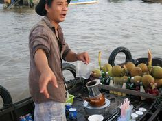 Cai Rang Floating Market and the Mekong Delta, Vietnam - Global Cravings