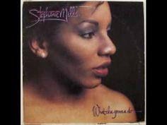 """Stephanie Mills, """"I Had a Talk With God""""--An Absolutely Beautiful Hymn By The Incomperable Stephanie Mills...Oh, My Soul Is Touched...."""