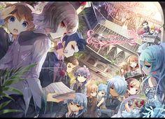 Inazuma Eleven GO fanart by Fruit Punch