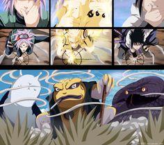 Naruto 633 - KUCHIYOSE NO JUTSU! by i-azu.deviantart.com on @DeviantArt