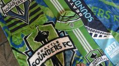 2017 MLS cup, let's add another star to our crest! Mls Cup, Seattle Sounders, Football, Star, Soccer, American Football, All Star, Stars, Soccer Ball