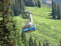 Here are 10 Unique Day Trips in Utah That are an Absolute Must-Do  1) Ride the Tram at Snowbird