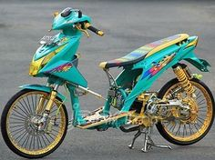 Scooter Custom, Drag Racing, Beats, Honda, Motorcycle, Vehicles, Dan, Wallpaper, Games