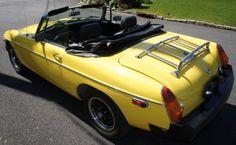 1978 MG MGB ROADSTER my 1st CONVERTIBLE in Tahiti blue!!